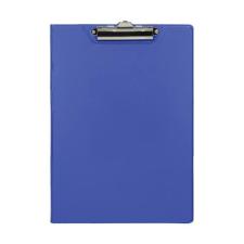 OPTIMA Felírótábla OPTIMA A/4 fedeles PP kék felírótábla