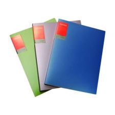 OPTIMA Iratvédő mappa OPTIMA 20 lapos metal vegyes színekben mappa