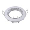 Optonica Egyszerű billenthető spotkeret, GU10 és MR16 lámpákhoz, Króm