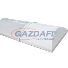 Optonica OT6676 LED lámpatest 60CM 20W 220-240V 1600lm 2800K 120° 600x75x25mm IP20 A+ 25000h világítás