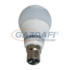 Optonica SP1916 LED fényforrás A70 B22 15W 175-240V 1200lm 4500K 180° 60x110mm IP20 A+ 25000h izzó