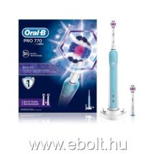 Oral-B PRO770WHITE elektromos fogkefe elektromos fogkefe