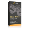 Orgie Orgie Xtra Time - ejakuláció késleltető gél férfiaknak (15ml)
