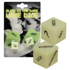 Orion Würfel Glow-in-the-dark engl. erotikus ajándék