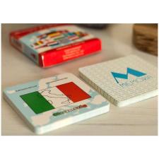 Országok és zászlók Európa memóriakártya dekoráció