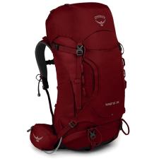 OSPREY Kestrel 38 II piros / Hátizsák hátrésze: S/M hátizsák