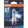 """Osram Halogén izzó, autó/gépjármű, H7, 55W, 12V, OSRAM, """"Cool Blue Intense"""", 1 db bliszter"""