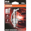 Osram Night Breaker Unlimited 64193NBU H4 +110% bliszter