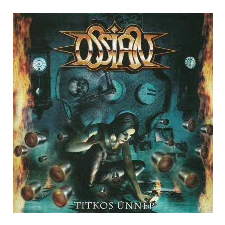 Ossian Titkos Ünnep (CD) heavy metal