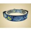 OssoDiCane Nyakörv 25mm prémium - Mama kertje kék