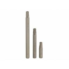 ötágú lyukas torx bit, T-8, 30mm csavarhúzó