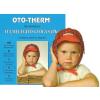 Oto-therm fülmelegítő gyógysapka (2) kislányoknak + 1 pár hőtároló betét