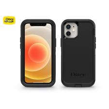 Otterbox Apple iPhone 12 Mini védőtok - OtterBox Defender Screenless Edition - black mobiltelefon, tablet alkatrész