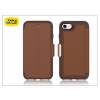Otterbox Apple iPhone 7/iPhone 8 flipes védőtok - OtterBox Strada - saddle brown