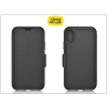 Otterbox Apple iPhone X flipes védőtok - OtterBox Strada - black