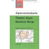 Ötztaler Alpen, Nauderer Berge turistatérkép - Alpenvereinskarte 30/4