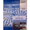 Oxford New English File Pre-Intermediate Workbook with key Booklet Multirom