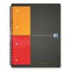 """Oxford Spirálfüzet, A4+, kockás, 80 lap, OXFORD, """"International Activebook"""""""