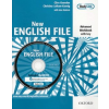Oxford University Press NEW ENGLISH FILE ADVANCED WORKBOOK WITH KEY AND MULTIROM