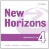 Oxford University Press NEW HORIZONS 4 CLASS AUDIO CD(2)
