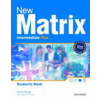 Oxford University Press New Matrix Intermediate SB - OX-4766142