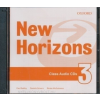 Oxford University Press Paul Radley - Daniela Simons - Rónán McGuinness: New Horizons 3 Class Audio CD