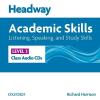 Oxford University Press Richard Harrison: Headway Academic Skills 3 Listening and Speaking Class Audio CDs (2)