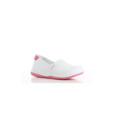 OXYPAS Cipő fehér-rózsaszín OXYPAS SUZY SRC ESD 40