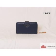 P133 Eslee sötétkék női pénztárca