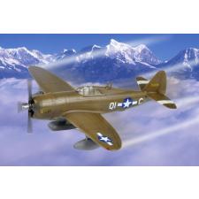 P-47D Thunderbolt Razorback repülő makett HobbyBoss 80283 makett figura