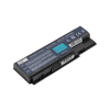 Packard Bell EasyNote LJ65 laptop akkumulátor, új, gyárival megegyező minőségű helyettesítő, 8 cellás (4400-5200mAh)