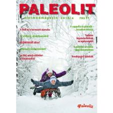 Paleolit Életmód Magazin 2016/4. szám ajándékkönyv