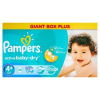 Pampers Active Baby-Dry pelenka 4+ méret, maxi+ 96 db