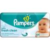 Pampers Baby Fresh Clean törlőkendő utántöltő 64db