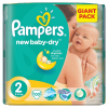 Pampers New Baby 2 Mini 100
