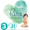 Pampers pelenka Pure Value Pack S3 31