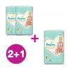 Pampers Premium Care Midi 3, 6-10 kg 2+1, 180 db