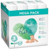 Pampers Pure Protection méret 3 (124 db)