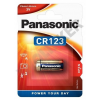 Panasonic CR123-C1 Panasonic lítium fotó elem 3V bliszteres 16,8*34,5mm