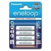 Panasonic Eneloop 4db AAA 750mAh akku