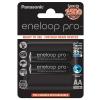 Panasonic Eneloop Pro 2500mAh AA elem (2db)
