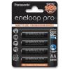 Panasonic Eneloop Pro 4db AA 2450mAh akku
