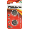 Panasonic Gombelem, CR2025, 2 db, PANASONIC