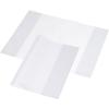 PANTA PLAST Füzet- és könyvborító, A4, PP, 90 mikron, fényes felület, PANTA PLAST, víztiszta
