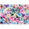 "PANTA PLAST Gumis mappa, 15 mm, PP, A4,  ""Roses"""