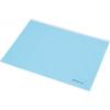 PANTA PLAST Irattartó tasak, A4, PP, cipzáras, pasztell kék