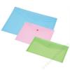 PANTA PLAST Irattartó tasak, A5, PP, patentos, PANTA PLAST, pasztell rózsaszín (INP410003613)
