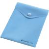PANTA PLAST Irattartó tasak, A7, PP, patentos, , pasztell kék