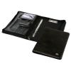 PANTA PLAST Konferencia mappa, cipzáras, A4, műbőr, PANTAPLAST, fekete