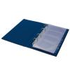 PANTA PLAST Névjegytartó betét, 200 db-os névjegytartóhoz, PANTAPLAST